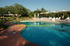 Residence villaggio con piscina e spa in...